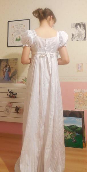 [Histo] Lost in Austen, ou ma robe Regency Dscn1912