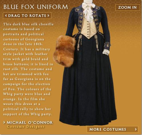[Histo] Riding Habit, ou comment se vêtir pour les journées de chasse à cour de Louis XV F110