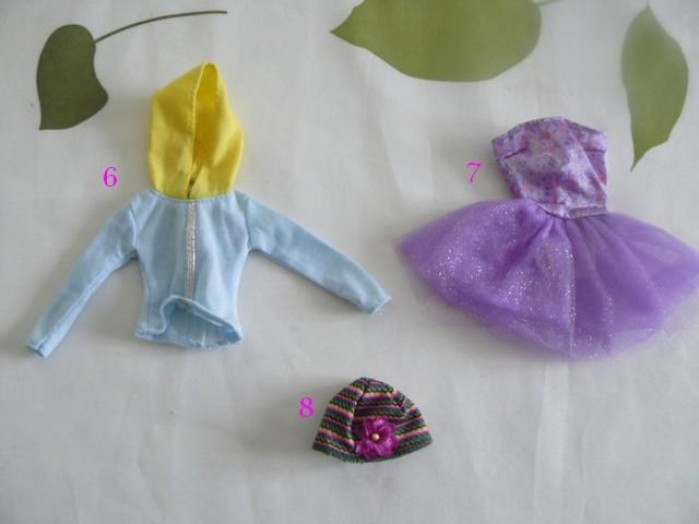 Identifications vêtements Barbie  6_7_810