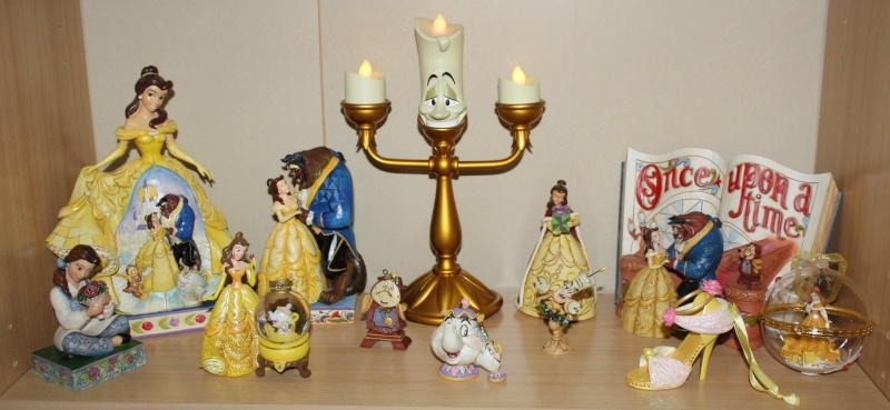 Disney Traditions by Jim Shore - Enesco (depuis 2006) - Page 39 Belle_10