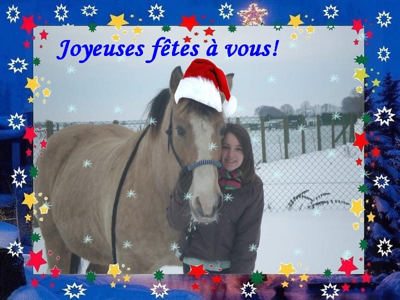 Nos dadous fêtent Noël Montag10