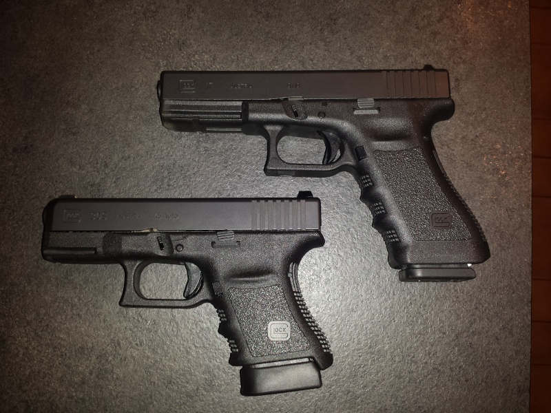 Nouveau Glock 30S 20140910