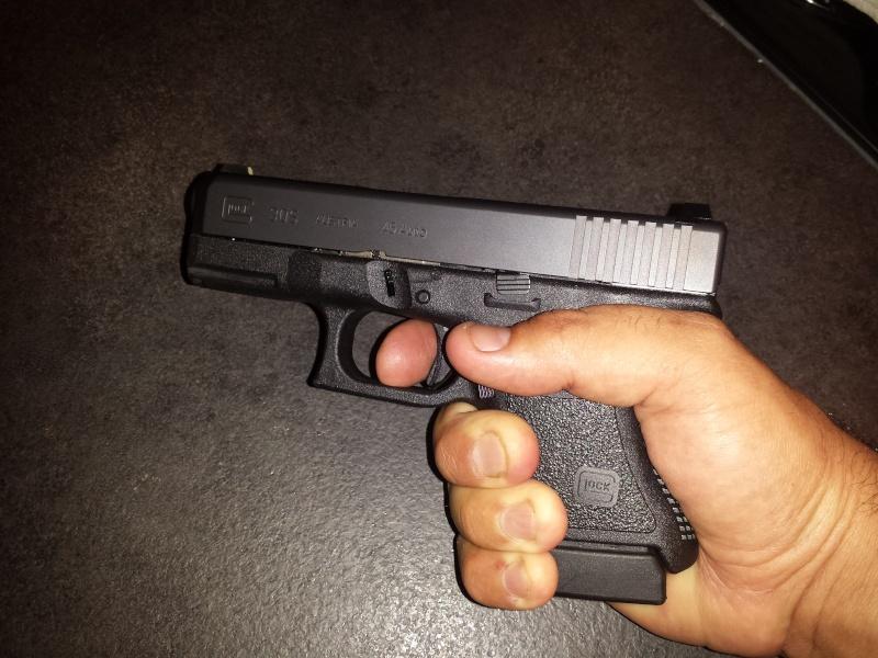 Nouveau Glock 30S 20140912