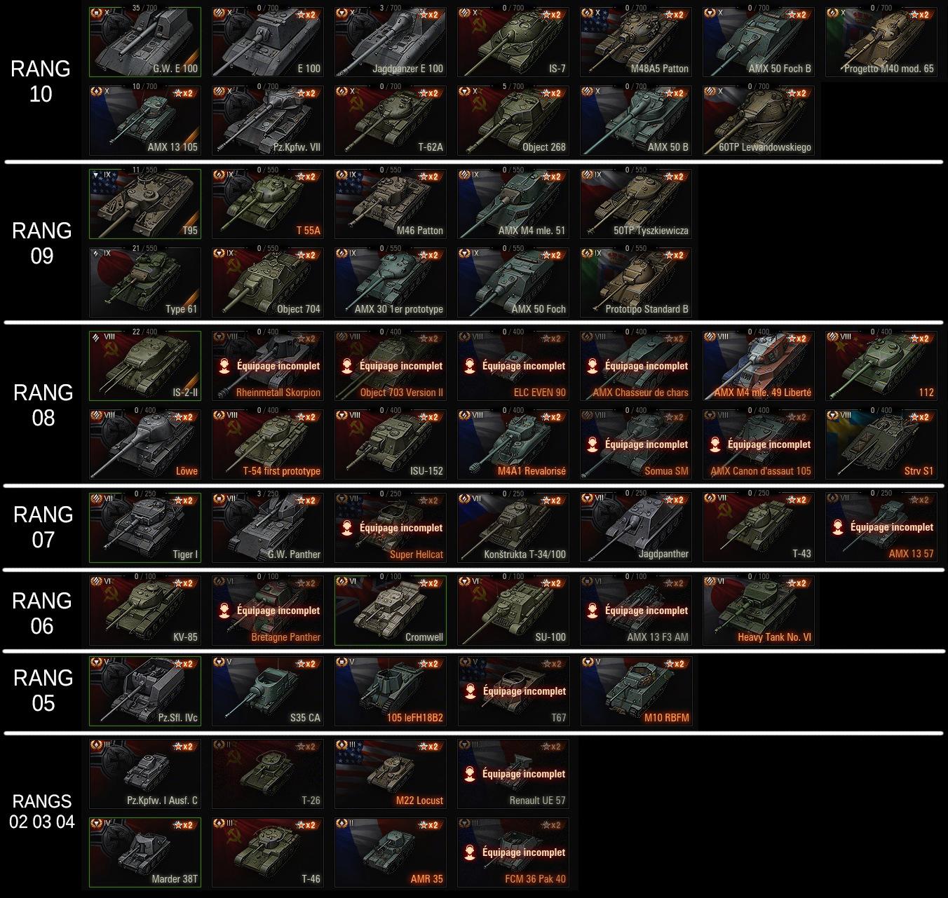 [VDS/ECH] World of Tanks PC / Bundle Clefs Steam Wot13