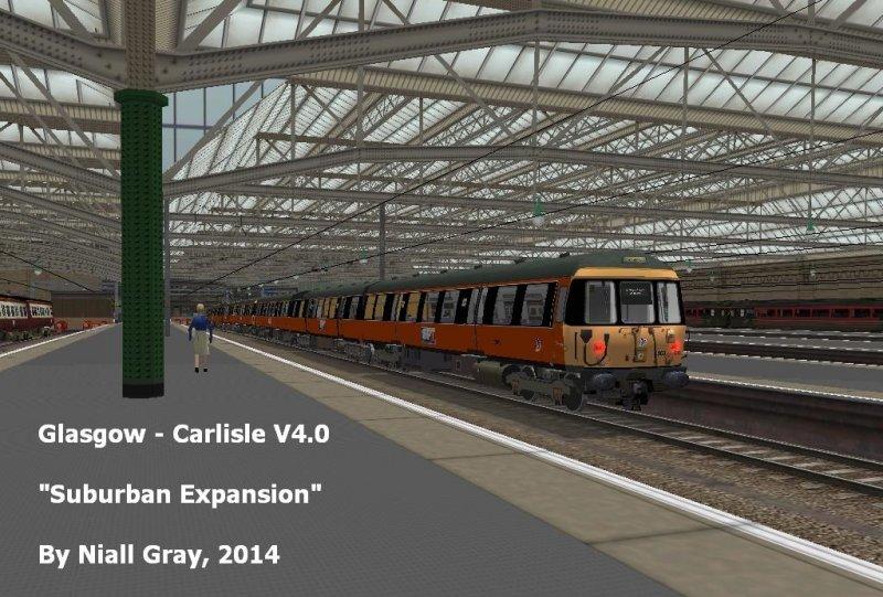Glasgow Carlisle V4 Glasca10