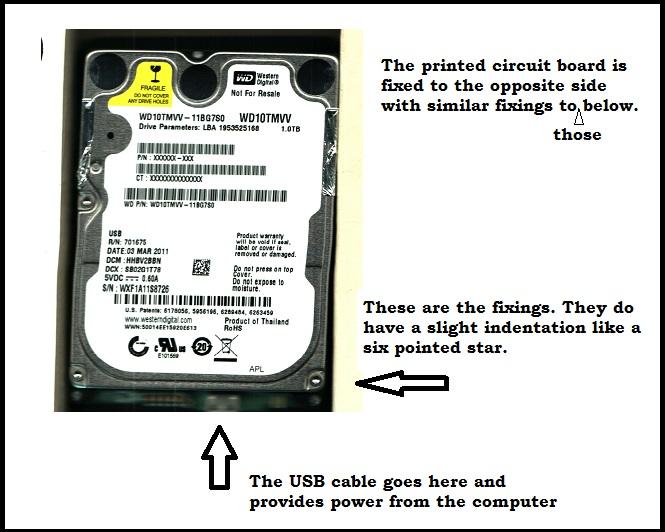 Possible External HD failure? Hdscan10