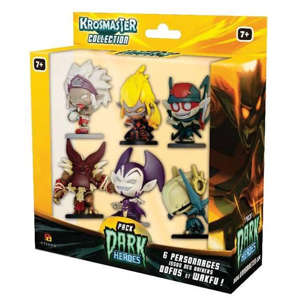Pack Dark Heroes 10649610