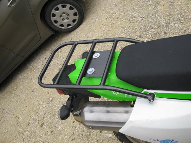 Porte bagage 250 KLX Img_1610
