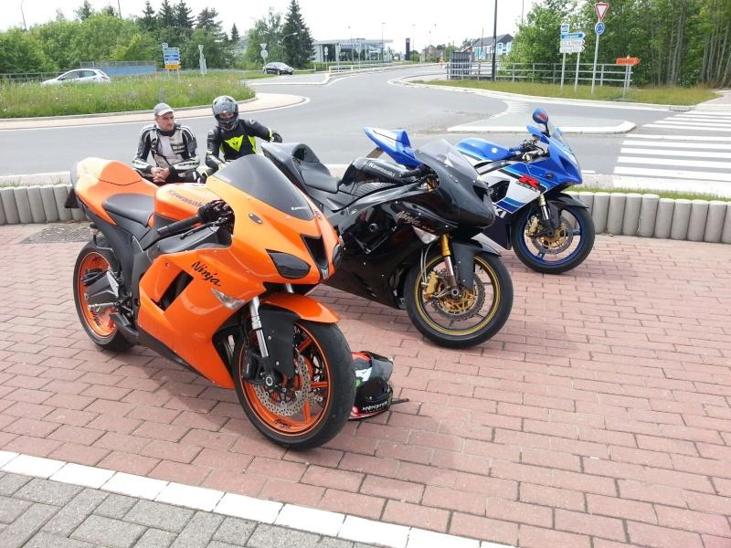 Ma Ninja Zx6r K8 orange/black Clean Look ! ! !  - Page 6 10368910