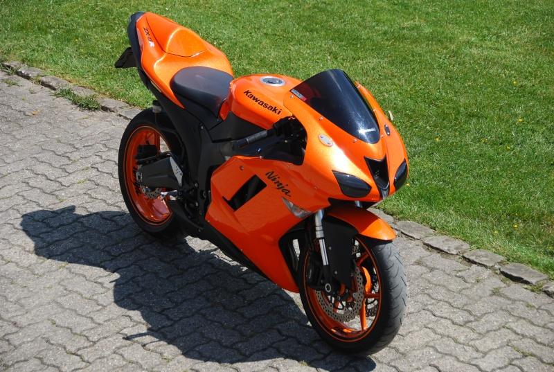 Ma Ninja Zx6r K8 orange/black Clean Look ! ! !  - Page 6 Dsc_0010