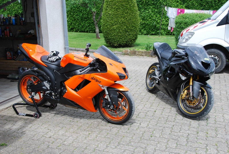 Ma Ninja Zx6r K8 orange/black Clean Look ! ! !  - Page 6 Dsc_0012