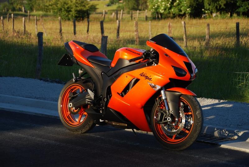 Ma Ninja Zx6r K8 orange/black Clean Look ! ! !  - Page 7 Dsc_0015