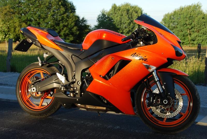 Ma Ninja Zx6r K8 orange/black Clean Look ! ! !  - Page 7 Dsc_0017