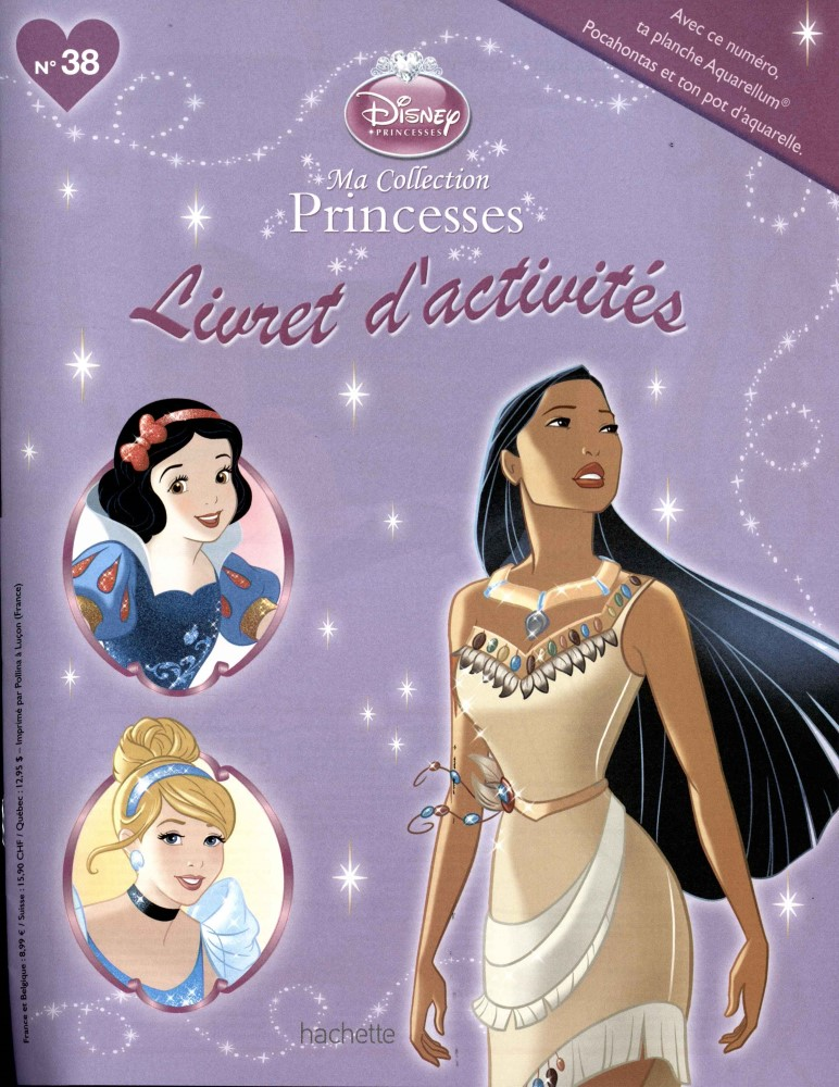 [Collection Press] N° 1 Princesses Disney - Hachette - Mars 2013 - Page 14 M6291-10