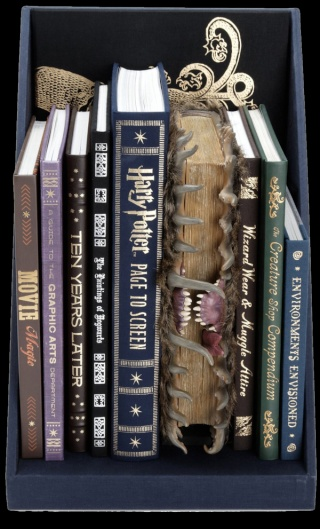 Harry Potter - Livres de collection et produits dérivés - Page 2 Potter10