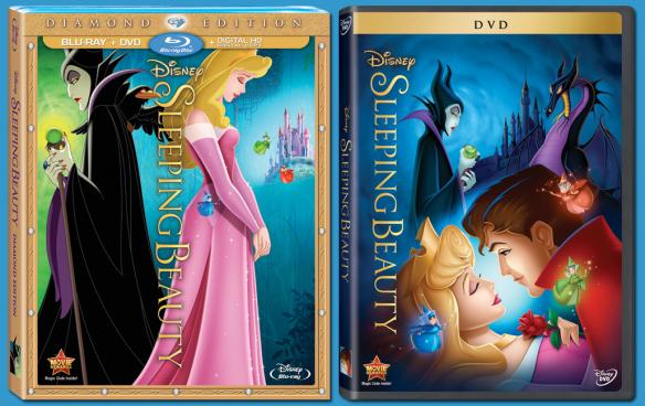 Les jaquettes DVD et Blu-ray des futurs Disney - Page 39 Sleepi12