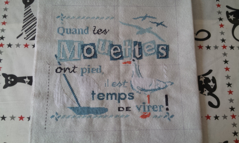 Sal LLP Quand les mouettes - Prochaine étape lundi prochain 20140812