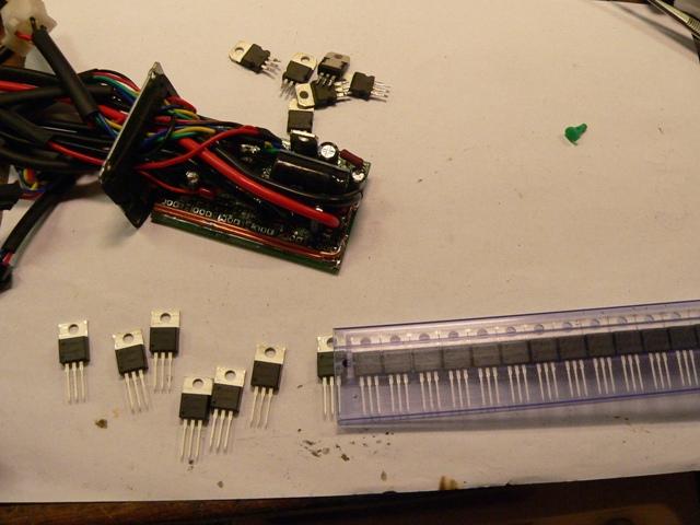 Modification controleur Sinus S06S  36V-17A ->  60V-55A P1160411