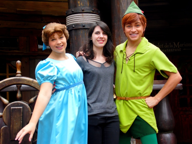 Vos photos avec les Personnages Disney - Page 4 Peter_10