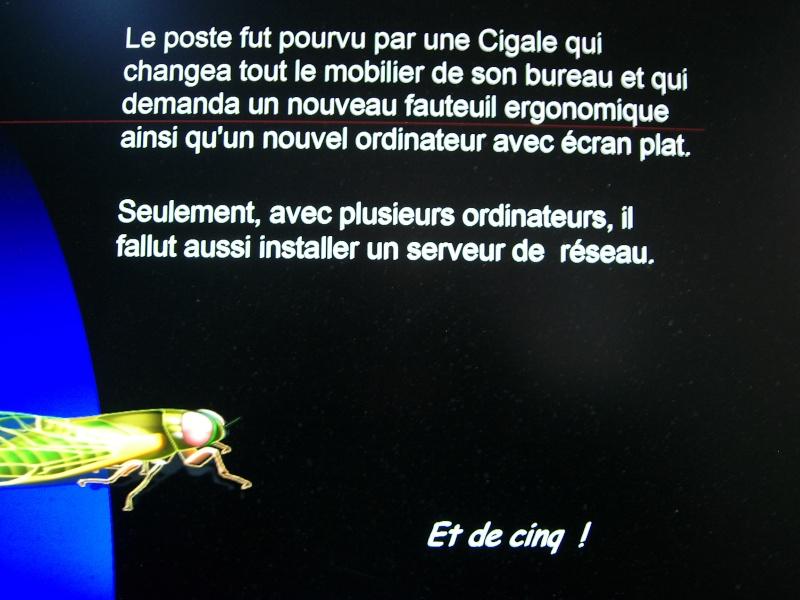 ne faites pas toujours la fourmis 00912