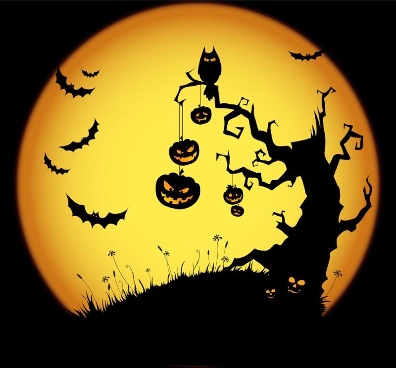 Menu halloween Hallow11