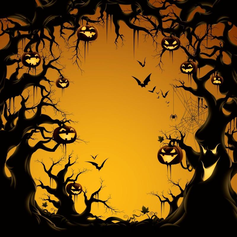 Menu halloween Lead-i10