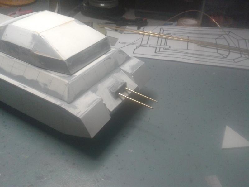 char type landcreuzer P 1000 Ratte jamais construit - Page 2 20141026