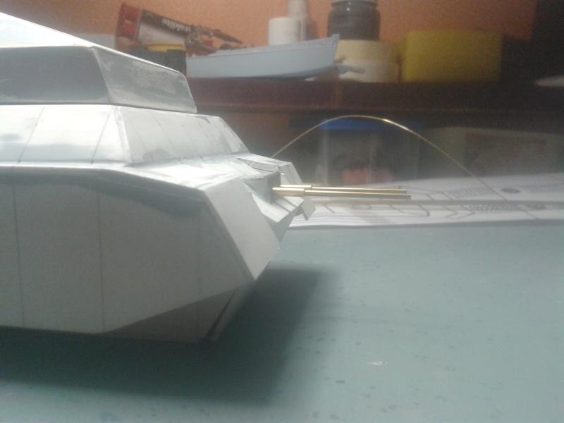 char type landcreuzer P 1000 Ratte jamais construit - Page 2 20141027