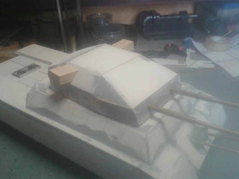 char type landcreuzer P 1000 Ratte jamais construit - Page 2 20141033