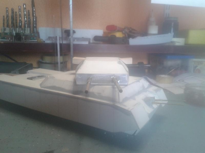 char type landcreuzer P 1000 Ratte jamais construit - Page 2 20141034