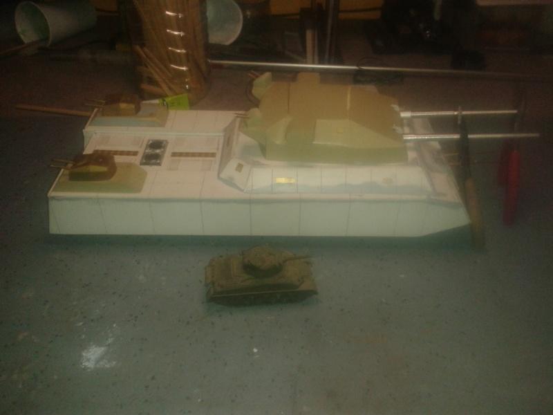 char type landcreuzer P 1000 Ratte jamais construit - Page 10 20141211
