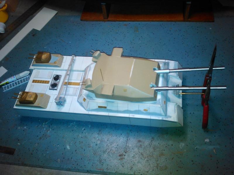 char type landcreuzer P 1000 Ratte jamais construit - Page 9 Img_2013