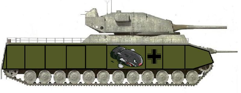 char type landcreuzer P 1000 Ratte jamais construit - Page 9 Petit_12