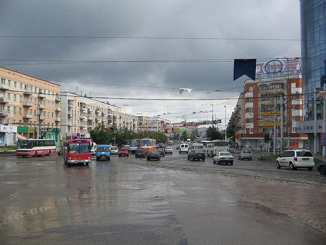 Закроют керамикой. Центр Калининграда обновят к чемпионату мира 13742410