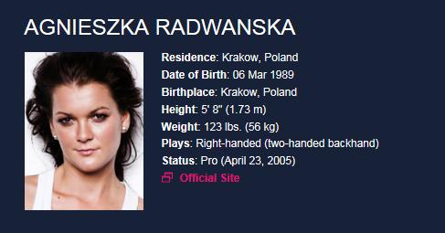 LES SOEURS RADWANSKA  Agnieszka et Urzula (Polonaises) Rad110