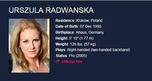 LES SOEURS RADWANSKA  Agnieszka et Urzula (Polonaises) Rad210