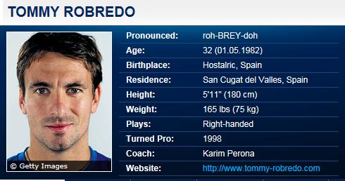 TOMMY ROBREDO (Espagnol) Tommy11
