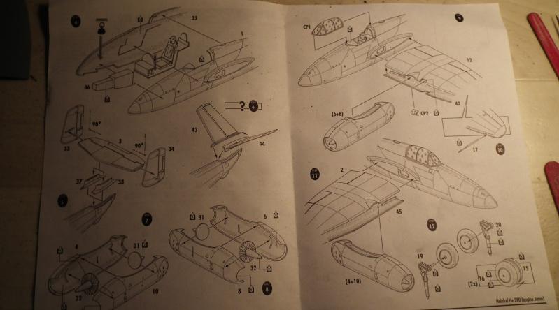 (RS Models) Heinkel 280-V2 Dscf2713