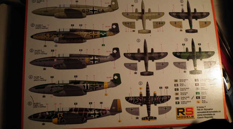 (RS Models) Heinkel 280-V2 Dscf2715