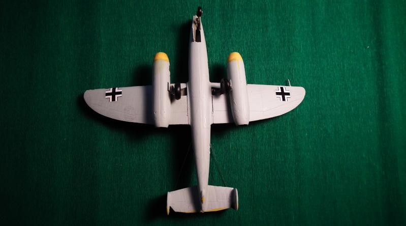 (RS Models) Heinkel 280-V2 Dscf2723