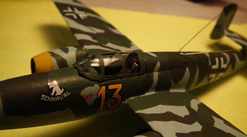 (RS Models) Heinkel 280-V2 Dscf2727