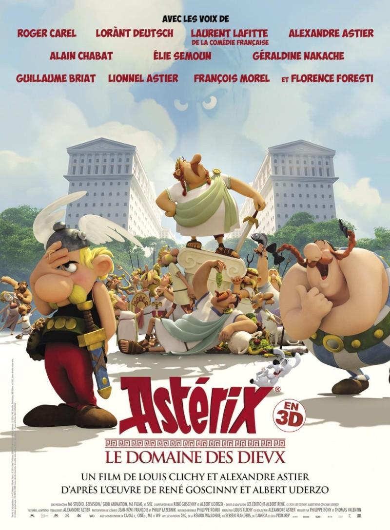 Astérix Le Domaine des Dieux, dessin animée 3D - Page 2 Asteri11