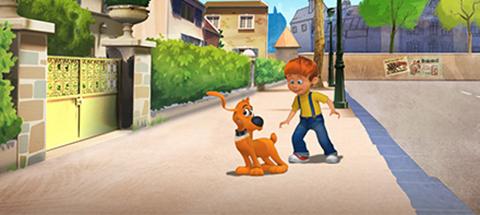 Boule et Bill, Film d'animation 3D Boule-10