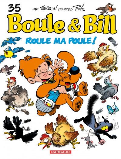 Les albums de Boule et Bill  Boule-11