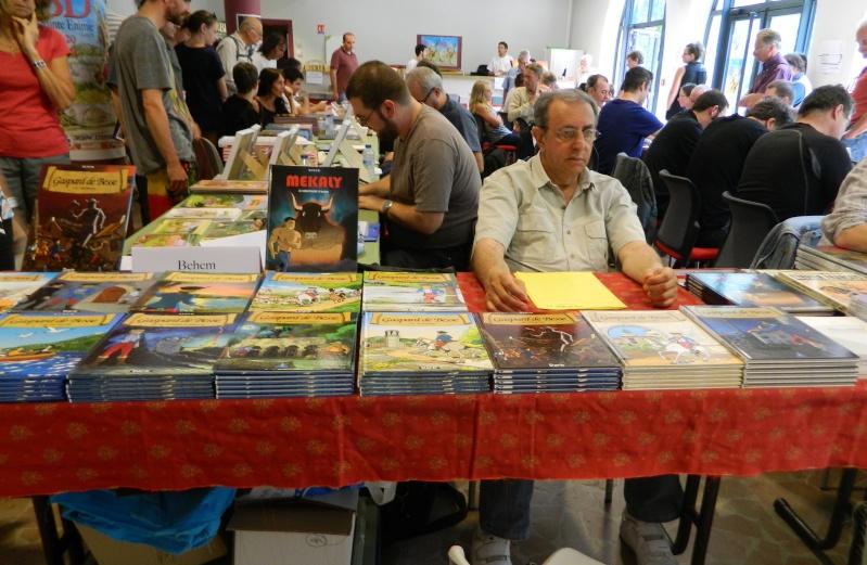 Festival Livre et BD à Sainte Enimie (Lozère) 28/29 juin 2014 Dscn4936