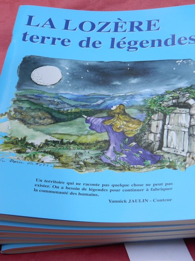 Festival Livre et BD à Sainte Enimie (Lozère) 28/29 juin 2014 Dscn5014