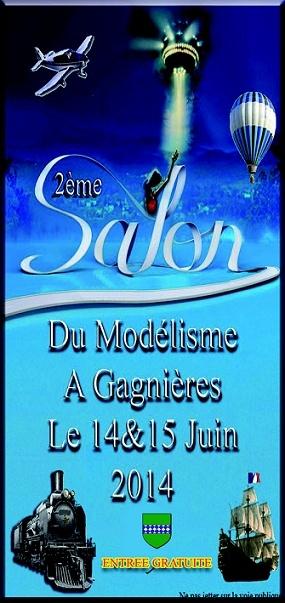 Salon du Modelisme à Gagnieres (Gard) 14/15 juin 2014 Gagnia11
