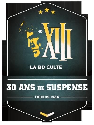 l'Intégrale XIII Logo_x10