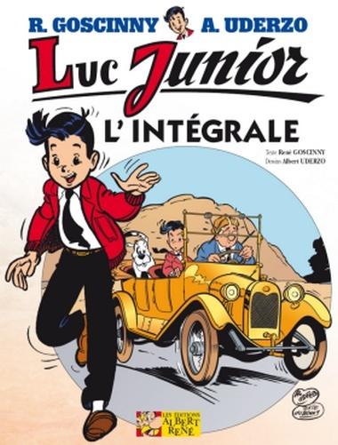 Luc Junior, L'intégrale Luc_ju10