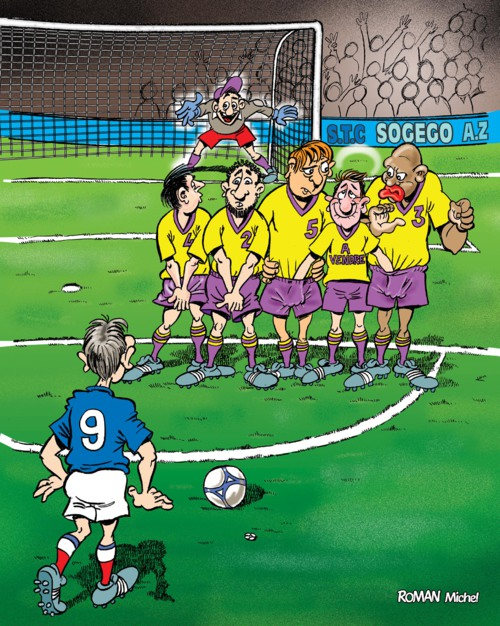 Une autre vision du Mondial de Foot 2014 Michel10
